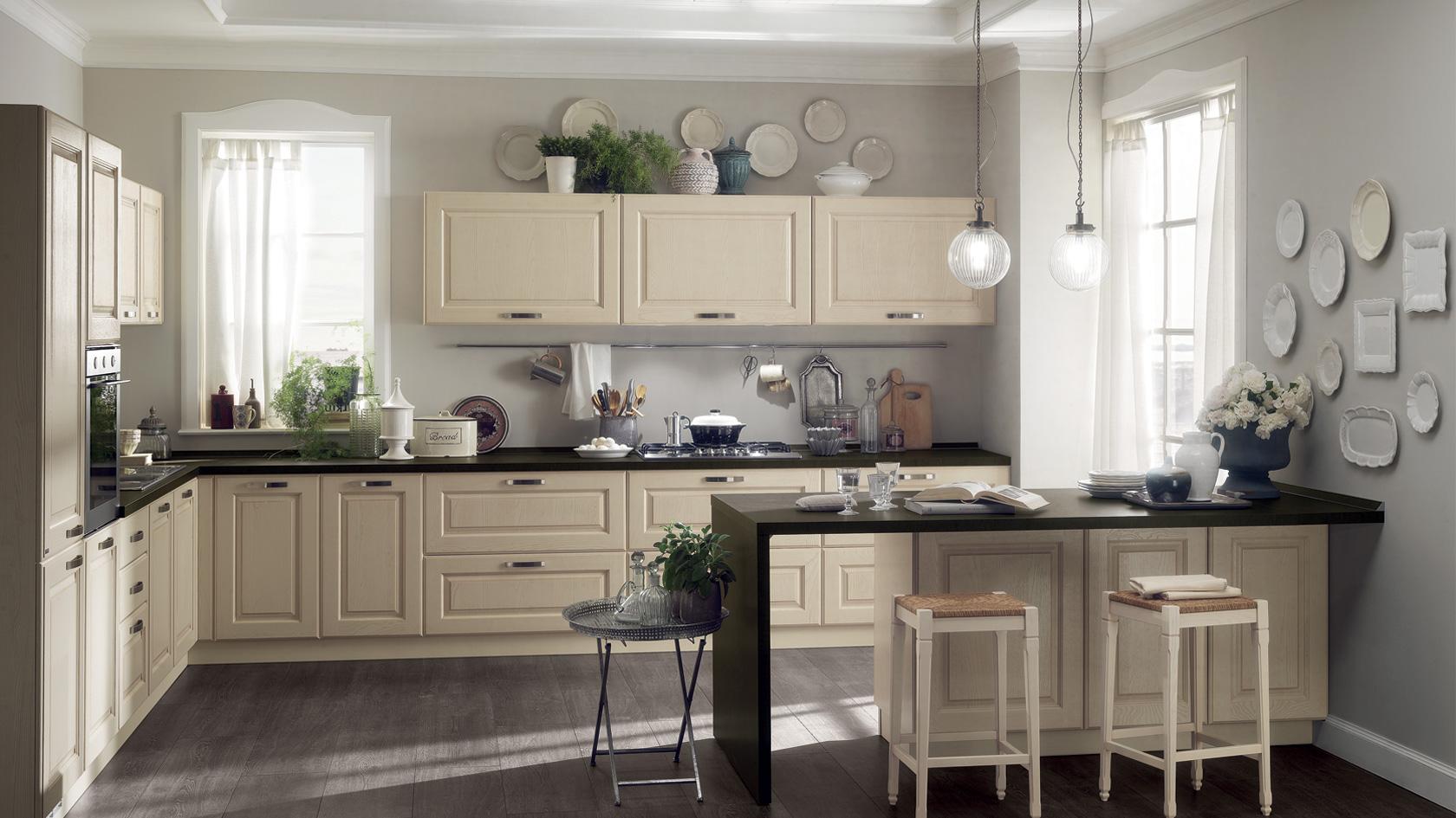 Scavolini madeleine mobilificio 2000 rieti - Cappe per cucine classiche ...