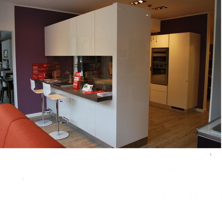 Cucina Scenery mostra | Mobilificio 2000 Rieti