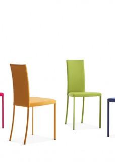design-chair-slim-colours-riflessi