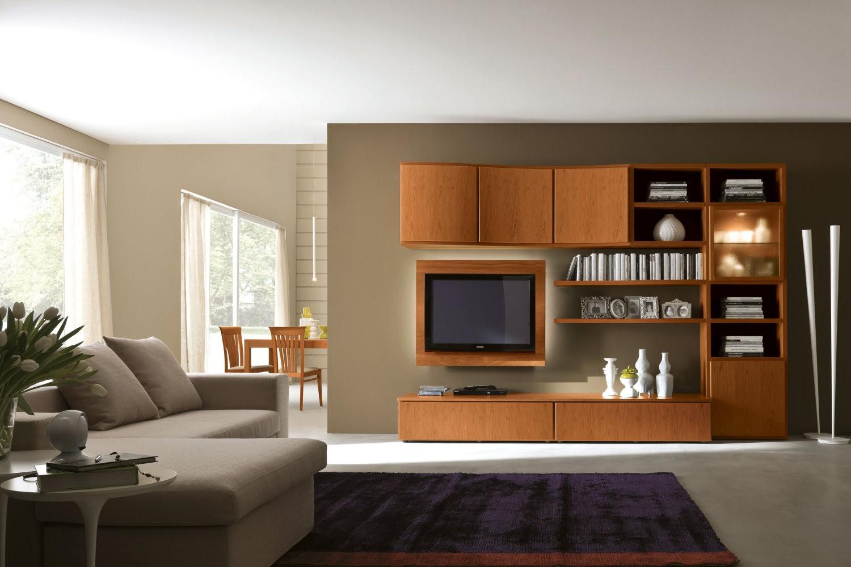 NAPOL – Soggiorno in legno di ciliegio | Mobilificio 2000 Rieti