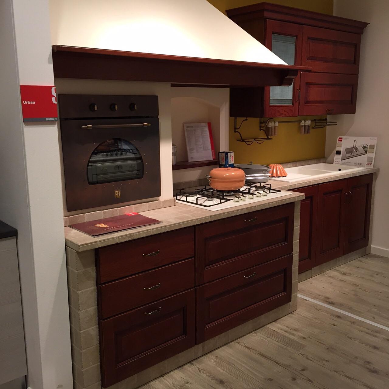 Cucina SCAVOLINI Liberamente mostra in promozione   Mobilificio 2000 ...