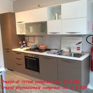 Cucina SCAVOLINI – Open in promozione | Mobilificio 2000 Rieti