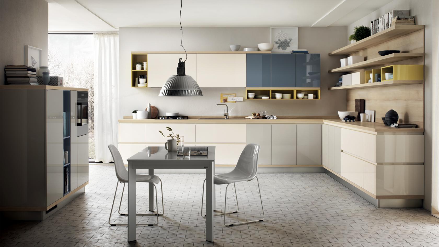 Scavolini foodshelf mobilificio 2000 rieti - Scavolini cucine moderne ...